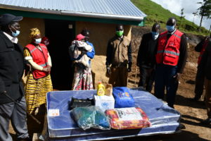 West Pokot support to families