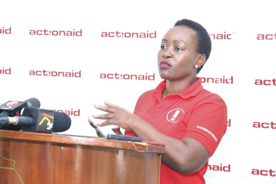 Susan Otieno ActionAid Kenya Executive Director