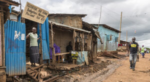 Hope for Kenya's slum dwellers as Worldbank gives $150 million to improve living conditions