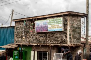 Slums Going Green and Clean is a community based organization in Kibra. Photo: Ismael Photography