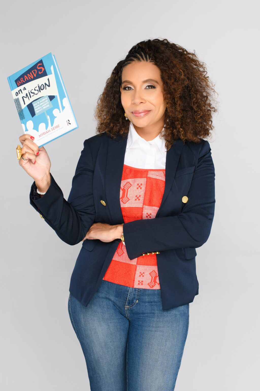 Dr Myriam Assa Sidibe is an author and leading experts of brands that drive health and well-being through mass behavioural change