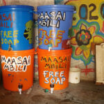 How Kibra soap distribution initiative is helping locals prevent covid-19