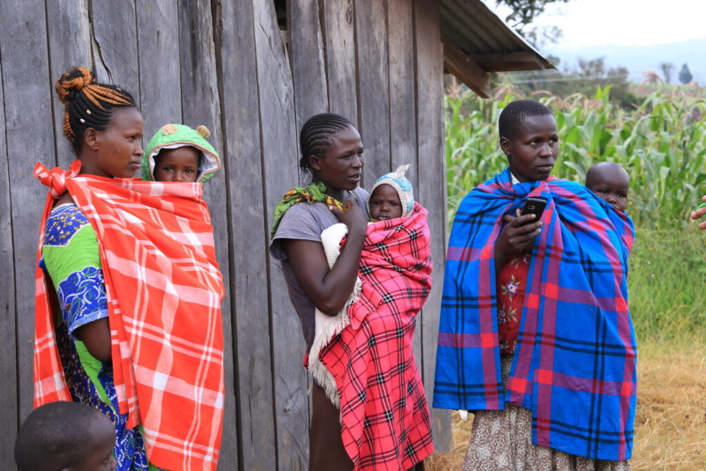 Maternal health is an issue in Narok County.