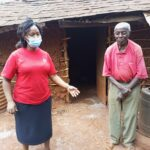 A helping hand for the destitute elderly people in Murang'a